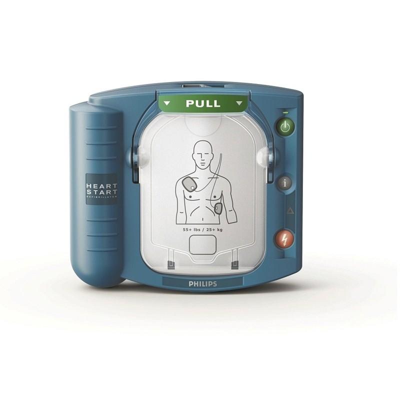 Philips : HeartStart HS1 (DSA)
