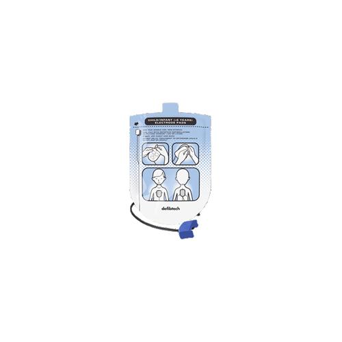 Paire d'électrodes enfant/nourrisson (DDP-200P)