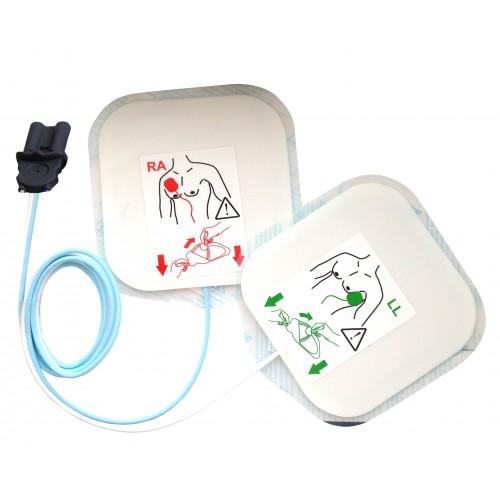 Paire d'électrodes adulte pour Saver One