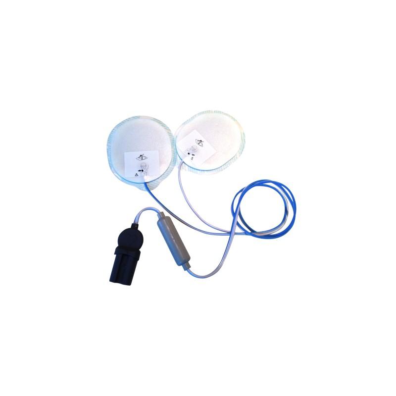 Paire d'électrodes pédiatrique pour Saver One