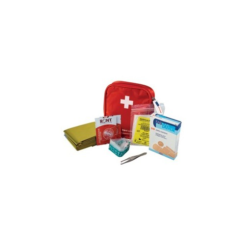 Trousse Life Pocket 2 - coloris rouge