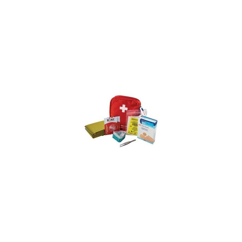 Trousse Life Pocket 2 - coloris rouge
