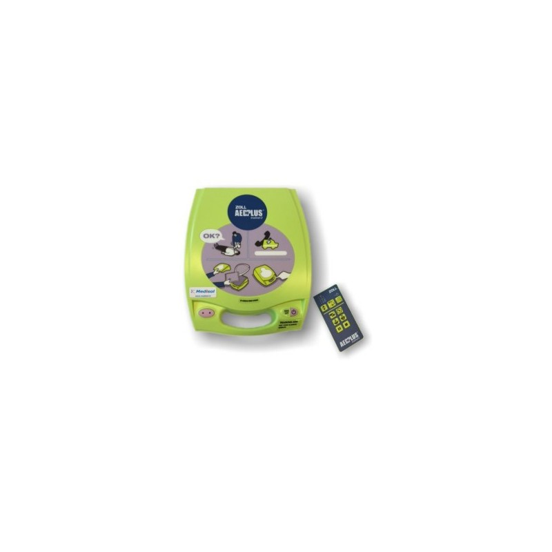ZOLL AED PLUS DAE DE FORMATION VERSION AUTOMATIQUE