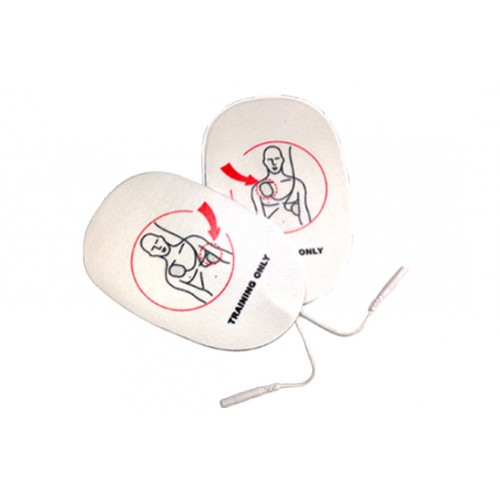 Boite de 5 paires d'électrodes adultes XFT120