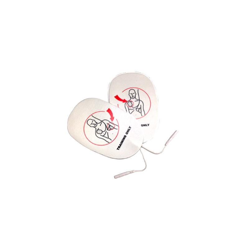Boite de 5 paires d'électrodes pédiatriques XFT120