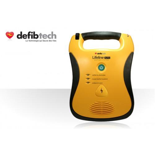 Defibtech : LifeLine Auto (DEA)