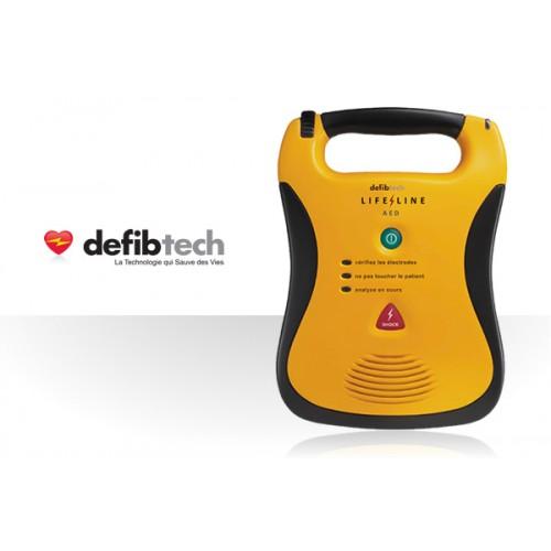 Defibtech : LifeLine Semi-Auto (DSA)