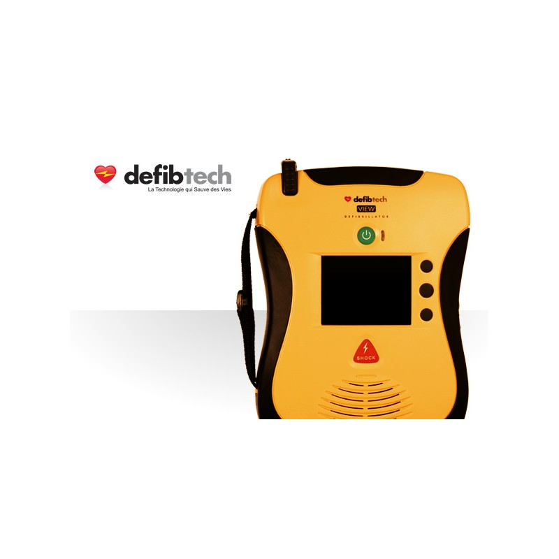 Defibtech : LifeLine View (DSA)