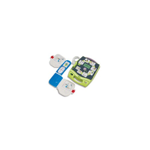 Zoll : AED PLUS mode semi-automatique