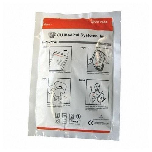 Electrode pour défibrillateur de formation - Trainer - x2
