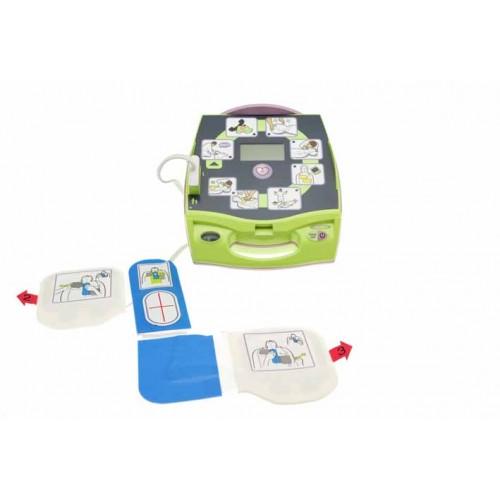 Zoll : AED PLUS mode entièrement automatique